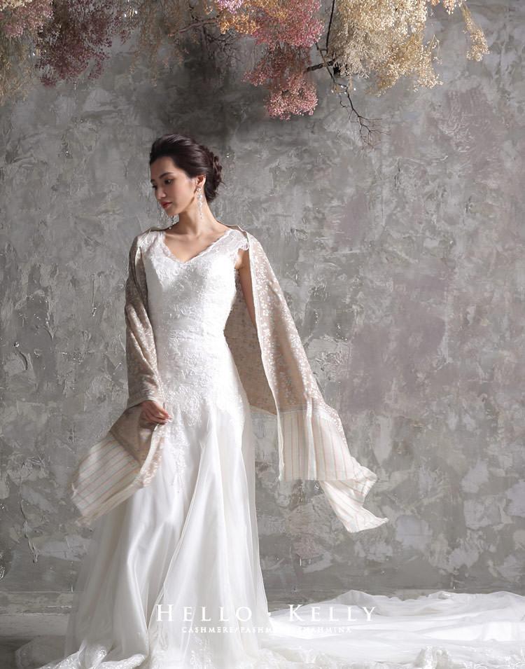 《 Cashmere羊絨之喀什米爾羊毛圍巾,婚宴披肩圍巾推薦款 》