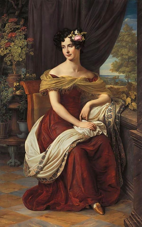 圍巾 羊毛卡尼機織款也可以複刻出經典的貴族披肩。